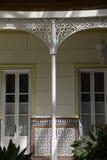 Malaga botaniska trädgårdar Royaltyfri Bild