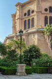 Malaga Cathedral, Spain Royalty Free Stock Photography