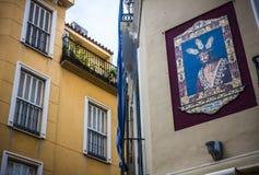 Malaga city Royalty Free Stock Photography