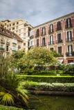 Malaga city Stock Photo