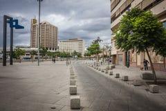 Malaga city Royalty Free Stock Images