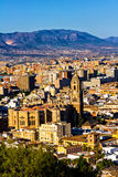 Malaga city, Spain Stock Images