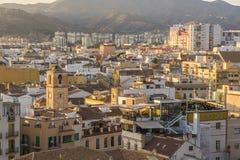 Malaga Espagne Images stock