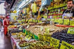 Malaga gospodarstwa rolnego rynek Obraz Royalty Free