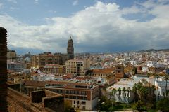 Malaga Landscape Stock Photos