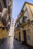 Malaga miasto, Malaga zdjęcia royalty free