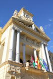 Malaga, Spain Royalty Free Stock Images