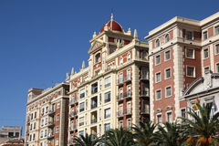 Malaga, Spain Royalty Free Stock Photo