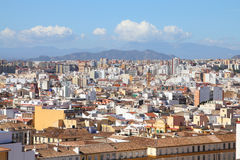 Malaga, Spain Royalty Free Stock Image