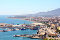 Malaga, Spain Stock Photos