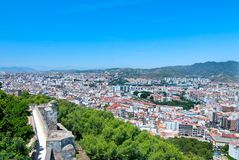 Malaga. Spain. Stock Photos