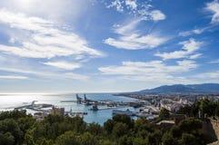 Malaga, Spain Imagem de Stock