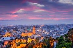 Malaga Spain Stock Photo