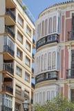 Malaga, spain Stock Photo