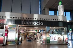 Pharmacy at airport