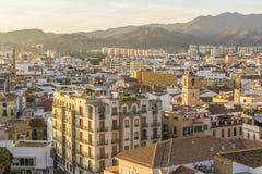 Malaga, Spain Stock Image