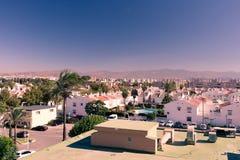 Malaga, SPAIN - SEPTEMBER 4, 2014: Churianna Guadalmar, Malaga district Stock Photography