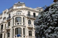 Malaga, Spain. Spanish seaside town of Malaga Royalty Free Stock Photos