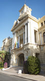 Malaga stadshus. Arkivbilder