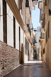 Malaga streets, Spain Stock Images