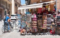 Malaga streets, Spain Stock Photo