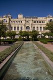 Malaga town hall Royalty Free Stock Image