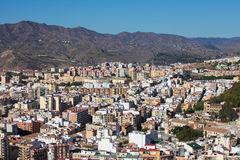 Malaga Royalty Free Stock Photography