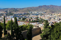 Malaga Royalty Free Stock Images