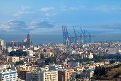 Malaga Stock Photo