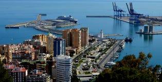 Malaga Royalty Free Stock Photo