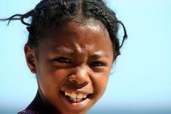 malagasy πορτρέτο κοριτσιών στοκ εικόνες με δικαίωμα ελεύθερης χρήσης