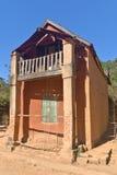 malagasy arkitektur Arkivbilder
