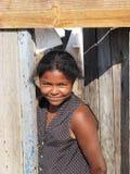 malagasy barn Royaltyfri Foto