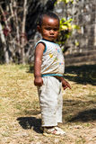 Malagasy boy Royalty Free Stock Images