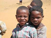 Malagasy children Stock Photos