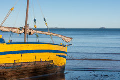 Malagasy dhow Stock Images