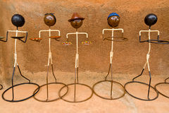 malagasy hemslöjd Arkivbild