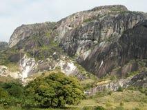 malagasy landskap Fotografering för Bildbyråer