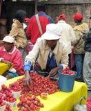 Malagasy market Stock Photos