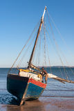 Malagasy schooner Royalty Free Stock Images