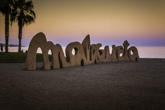 Malagueta Royalty-vrije Stock Afbeelding