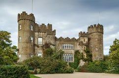Malahide Castle, Ιρλανδία στοκ φωτογραφία
