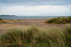 Malahide beach. Ireland Royalty Free Stock Photography