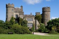 Malahide Castle. The Malahide Castle in Dublin, Ireland Stock Photo