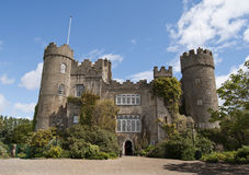 Malahide Castle Royalty Free Stock Images
