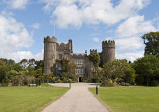 Malahide Castle Royalty Free Stock Photography