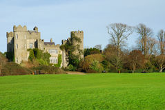 Malahide Castle 2 Stock Photos