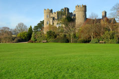 Malahide Castle 5 Royalty Free Stock Image