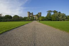 Malahide castle Stock Photography