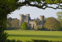 Malahide castle royalty free stock photos